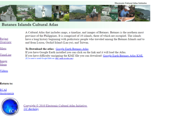 Batanes Islands Cultural Atlas
