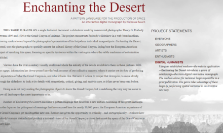 Enchanting the Desert