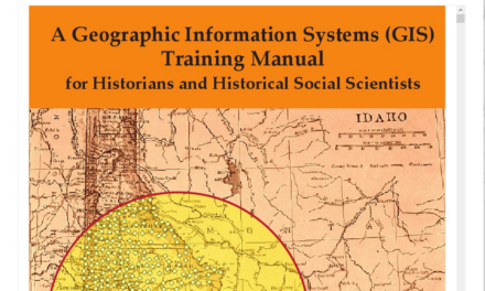 Geographically-Integrated History : GIS for Historians and Historical Social Scientists