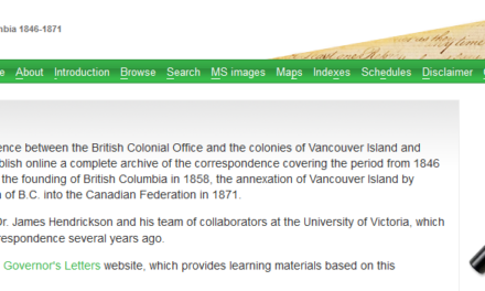 Colonial Despatche - The colonial despatches of Vancouver Island and British Columbia 1846-1871