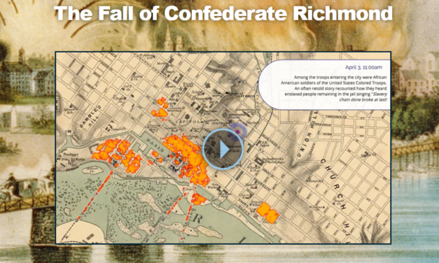 The Fall of Confederate Richmond