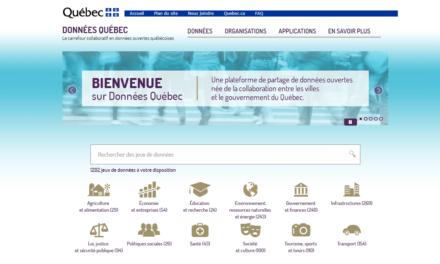 Données Québec