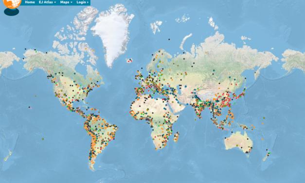 Environnemental Justice Atlas