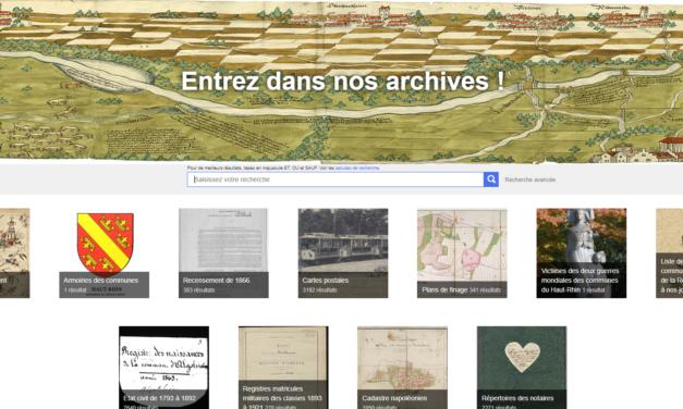 Archives départementales du Haut-Rhin