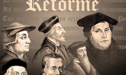 Histoire de la Réforme