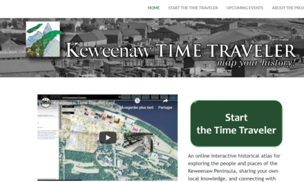Keweenaw Time Traveler