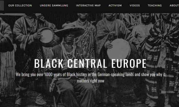 Black Central Europe